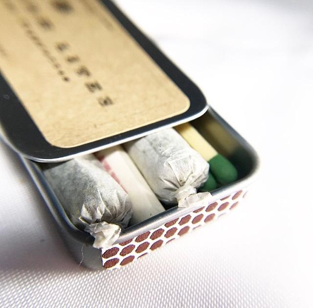 Northern Lites - Herbal Cigarette Tin 00017