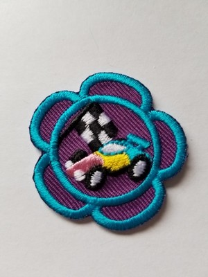 Powder Puff Derby Flower