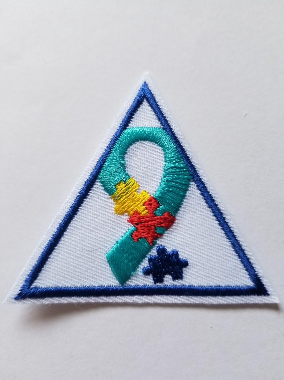 Autism Awareness Triangle