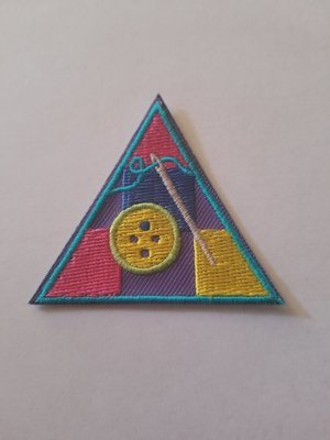 Sewing Triangle