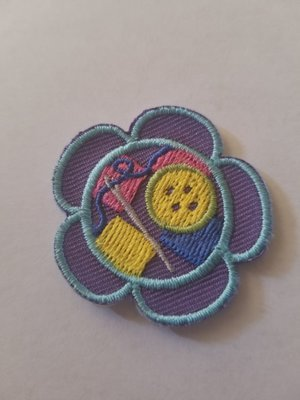 Sewing Flower *PRE-ORDER*