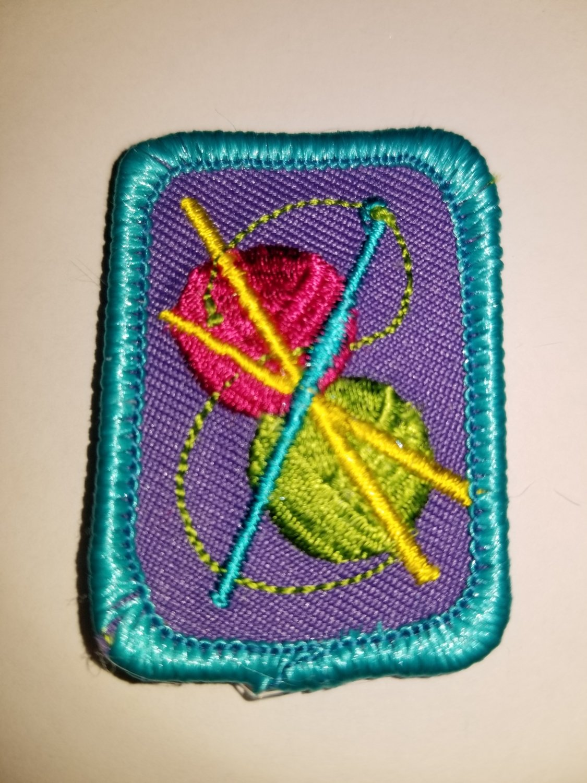 Knitting & Crocheting Rectangle