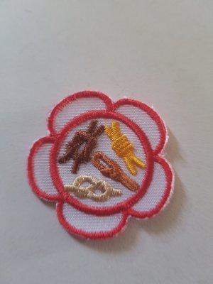 Knots Flower