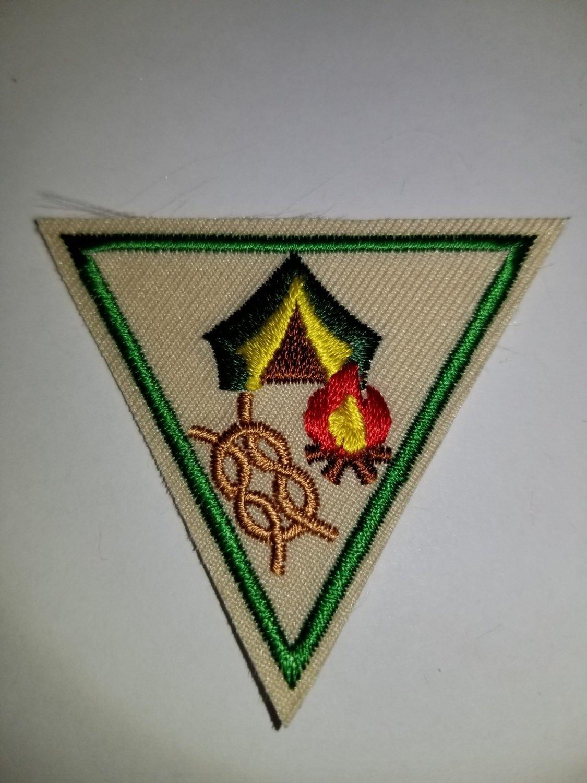 Outdoor Survival Skills Triangle