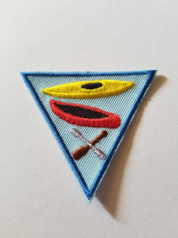 Kayak & Canoe Triangle