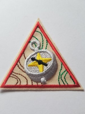 Compass Quest Triangle