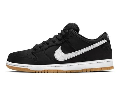 NIKE SB DUNK LOW PRO ISO orange label