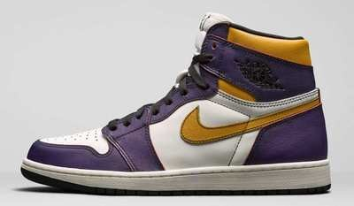 AIR JORDAN 1 HIGH OG DEFIANT COURT PURPLE/BLACK-SAIL-UNIVERSITY GOLD
