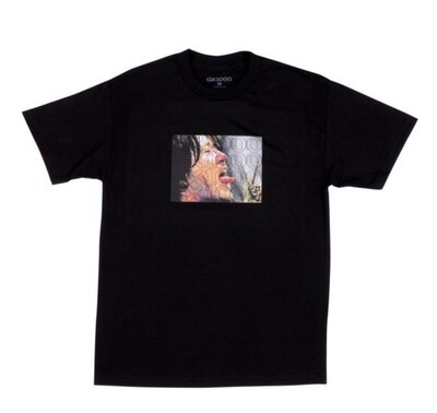 GX1000 Glossectomy Tee [Black]