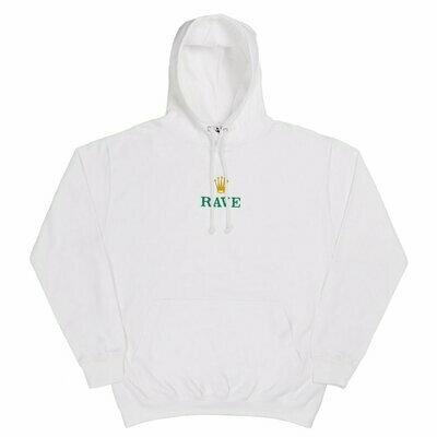 GMT white hoodie