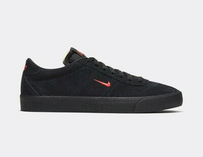 NIKE SB ZOOM BRUIN - BLACK/BRIGHT CRIMSON