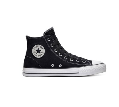 CHUCK TAYLOR ALL STAR PRO - HI - BLACK/BLACK