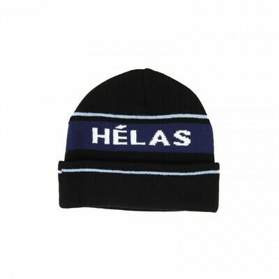 HELAS BEANIE BLACK / NAVY