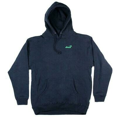 ALIVE EMBROIDERED HOODIE