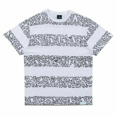 Keith HARING stripes tee