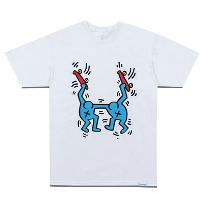 Keith HARING stand together