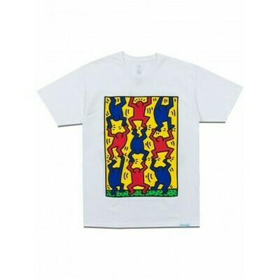 Keith HARING fingers corssed