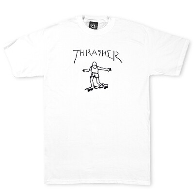 Thrasher tee gonz
