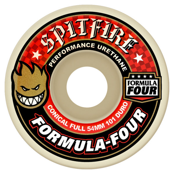 SPITFIRE FORMULA FOUR FULL CONIC 53 mm  101 a