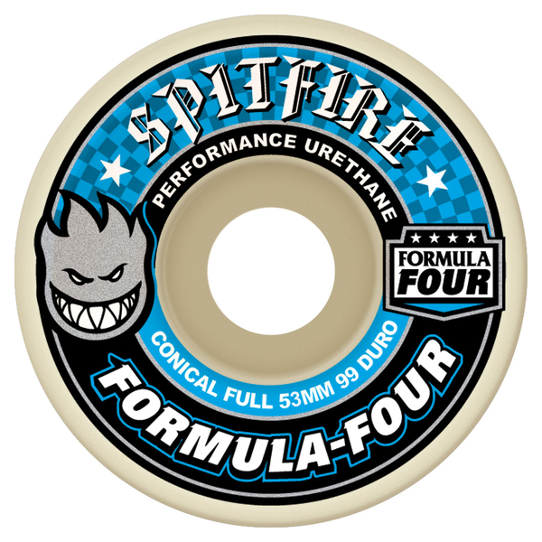 SPITFIRE FORMULA FOUR 53 MM 99a FULL CONIC