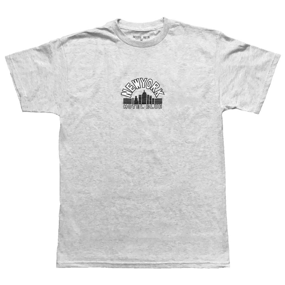 SKYSCRAPER TEE CAROLINA