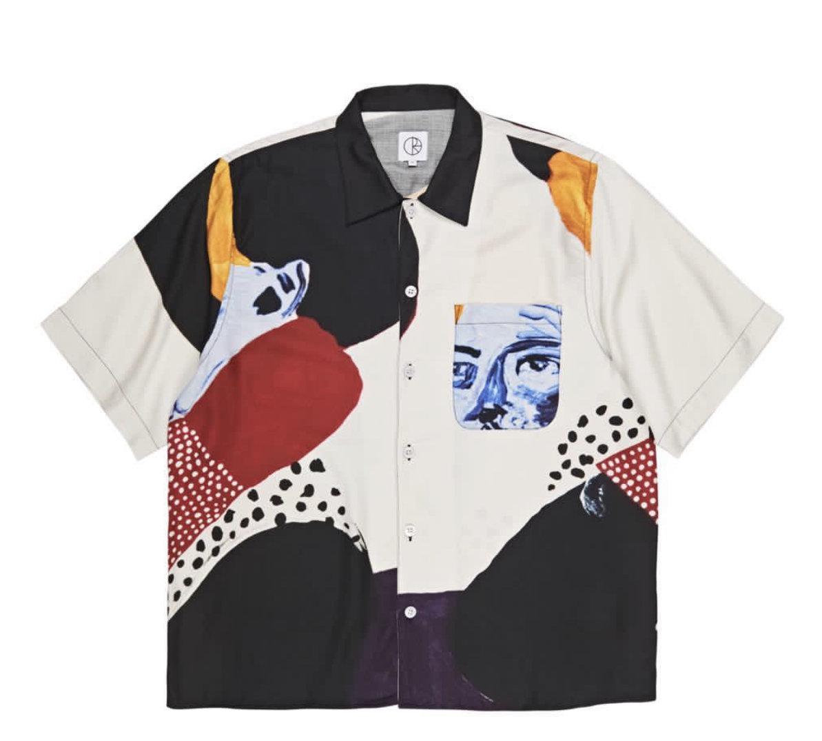 Chemise Polar - Art Shirt - Multi