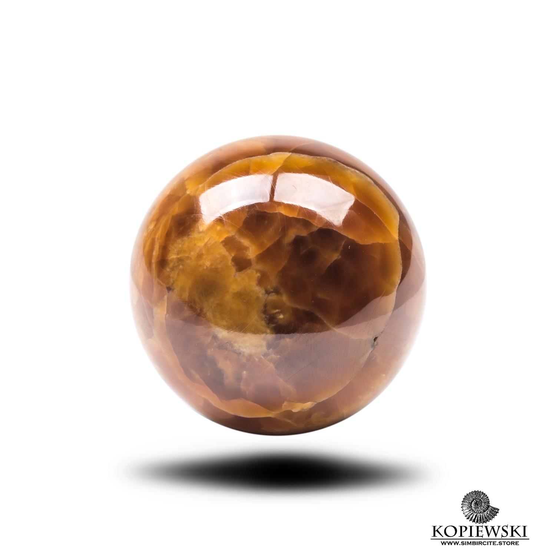 Шар из камня Симбирцит Ø 45-50 мм