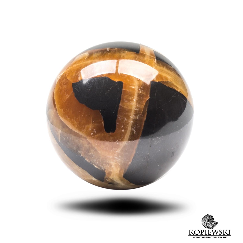 Шар из камня Симбирцит Ø 50-55 мм