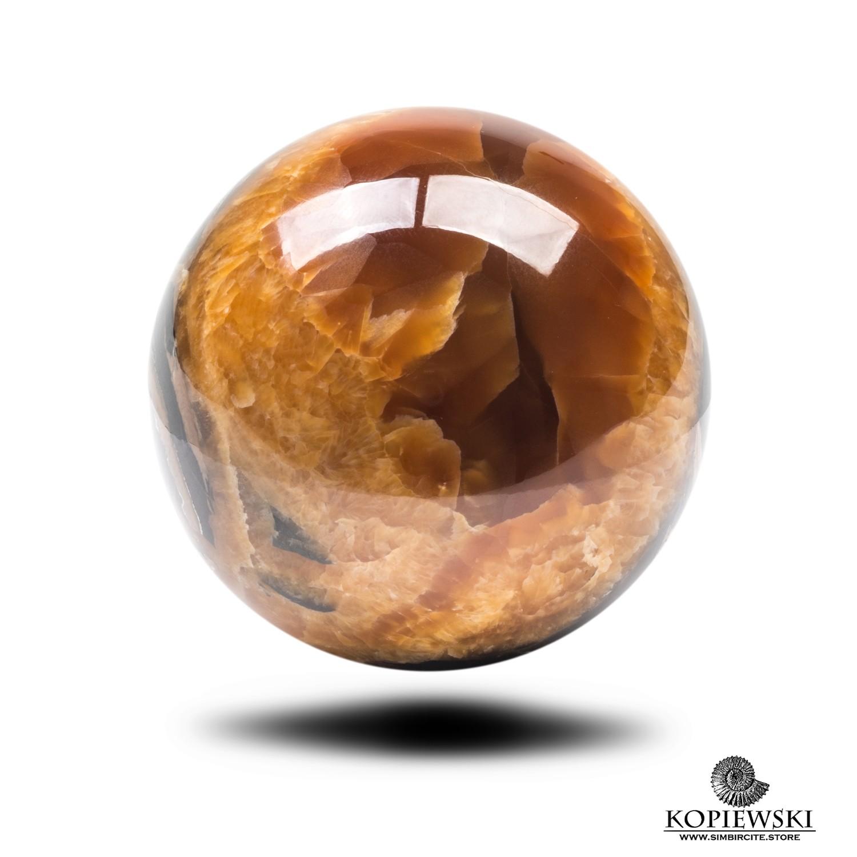Шар из камня Симбирцит Ø 55-60 мм