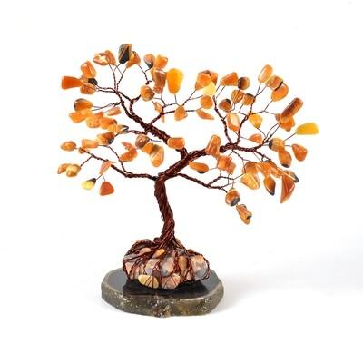 Дерево из камня