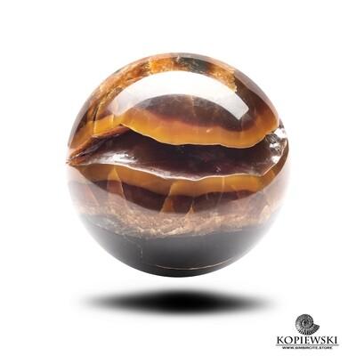 Шар из камня Симбирцит Ø 75-80 мм