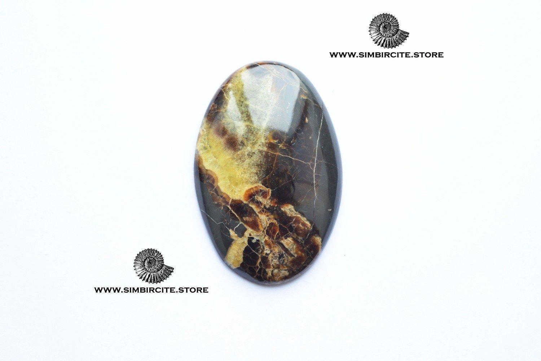 Аммонитовый симбирцит 60*40*5 мм