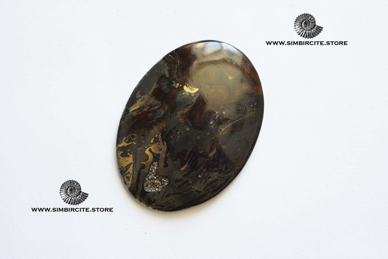 Аммонитовый симбирцит 58*42*4 мм