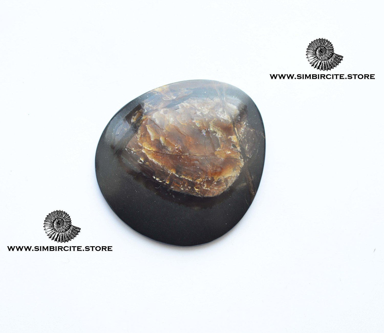 Аммонитовый симбирцит 55*50*4 мм