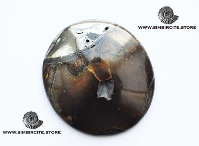 Аммонитовый симбирцит 60*55*7 мм