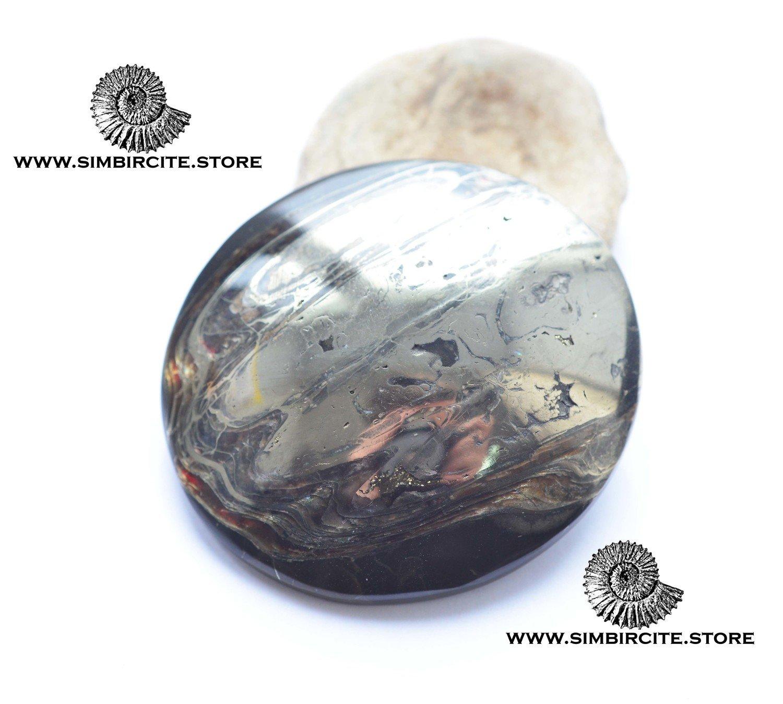Аммонитовый симбирцит 55*48*7 мм