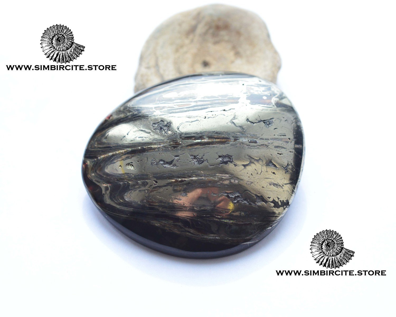 Аммонитовый симбирцит 58*50*9 мм