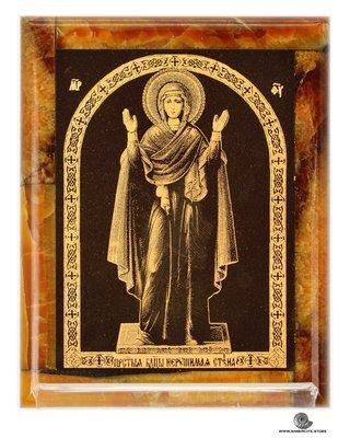 Симбирцитовая икона Божией Матери Нерушимая Стена