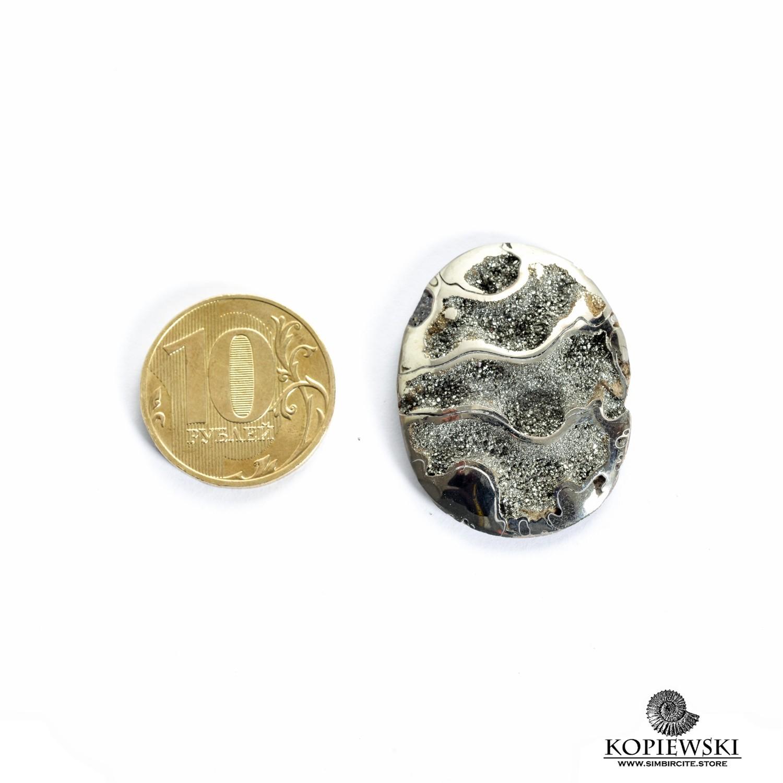 Аммонитовая жеода 35*25*3 мм