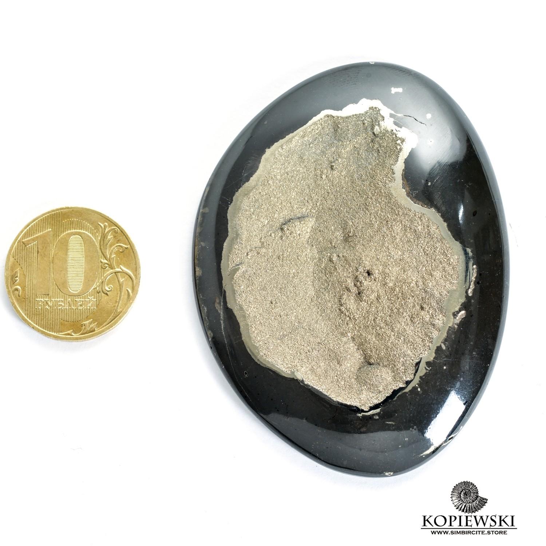 Аммонитовая жеода 65*50*5 мм