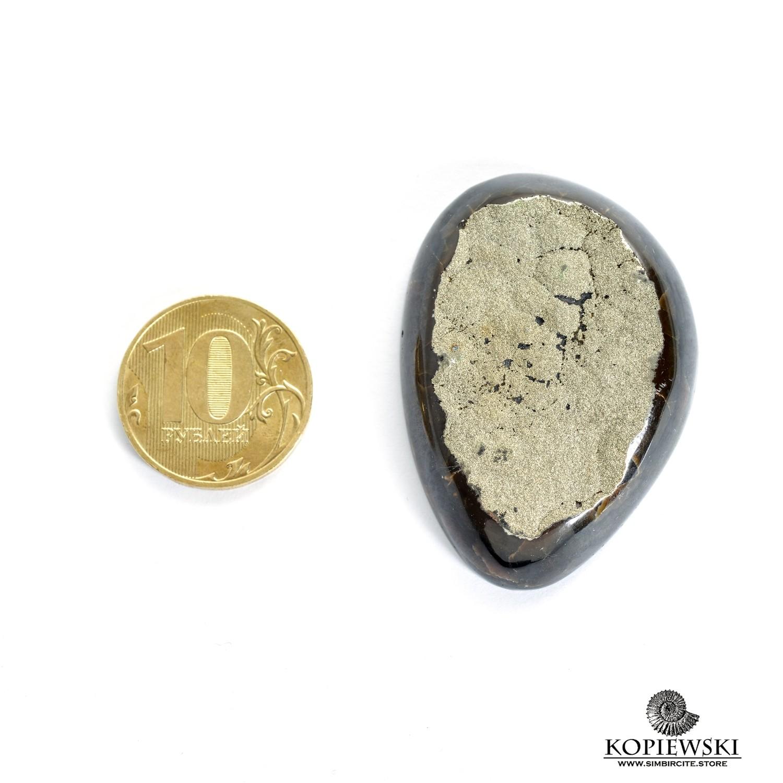 Аммонитовая жеода 45*35*10 мм