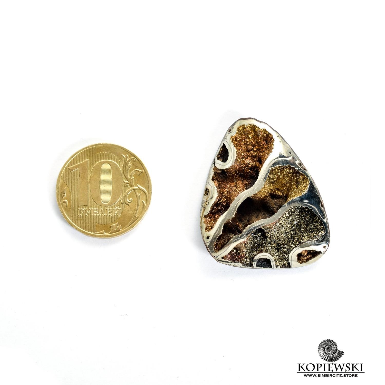 Аммонитовая жеода 40*30*5 мм