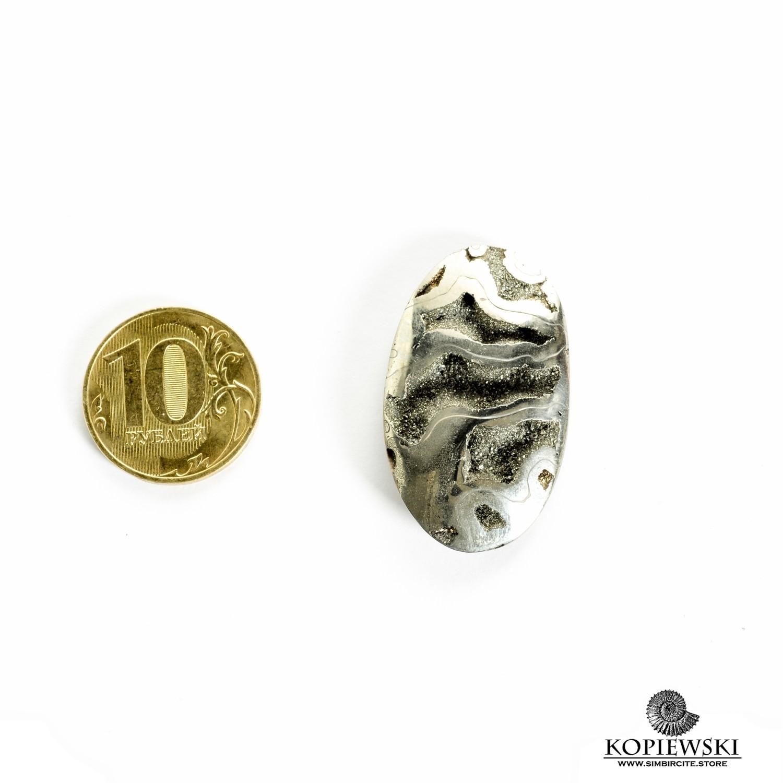 Аммонитовая жеода 40*25*5 мм