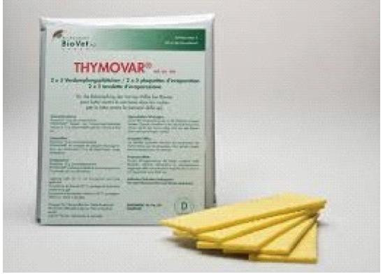 THYMOVAR - confezione da 10 strisce AP0007