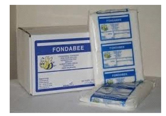 CANDITO - FONDABEE - scatola da 5 pezzi da kg. 2,5 AP0015