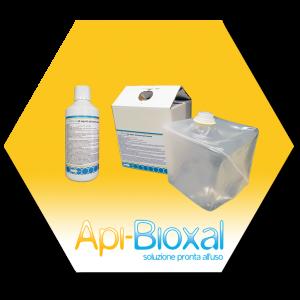API-BIOXAL LIQUIDO, FLACONE DA ½ LT