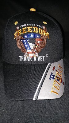 If you love your FREEDOM Thank a Vet with