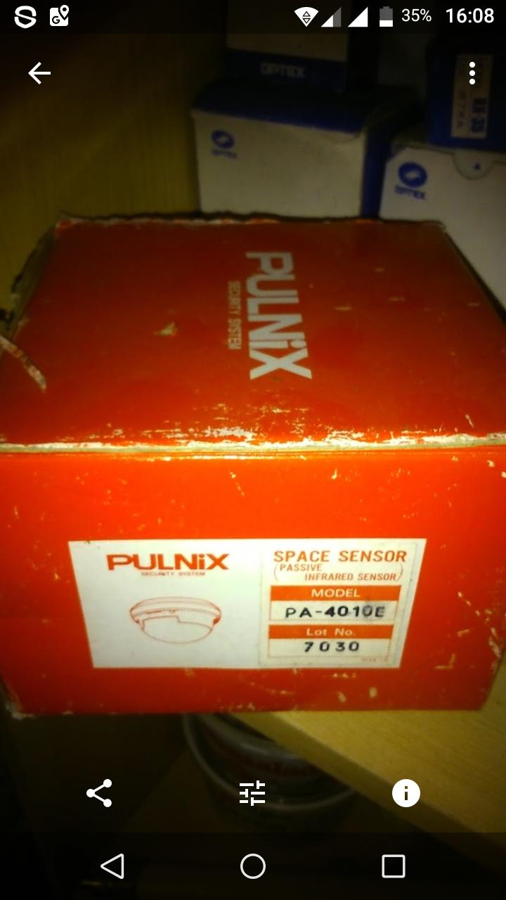 Pulnix 4010 E 00009
