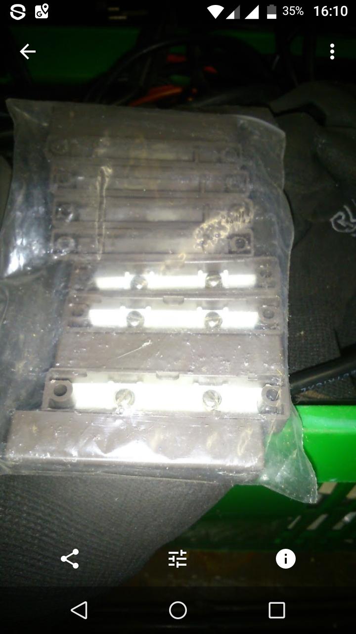Magneet contacten ( 5 stuks )