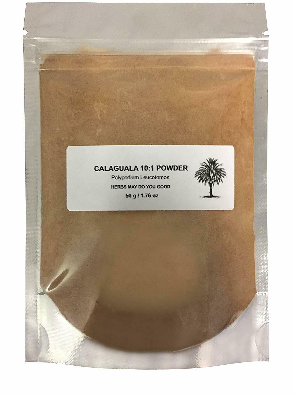 Calaguala Kalawalla 10:1 Powder Polypodium Leucotomos 50 Grams